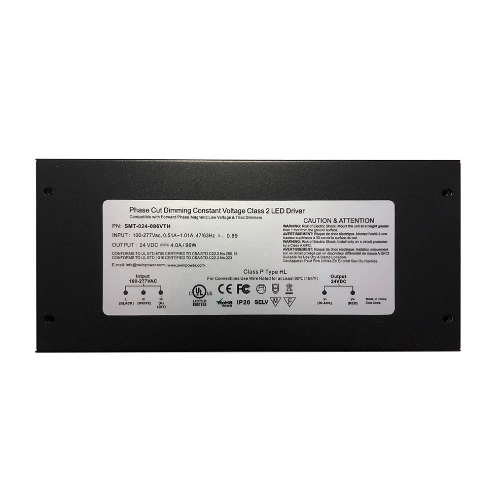 96 watt Power Supply for LED Strip