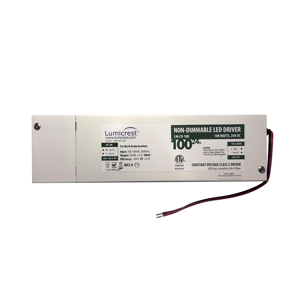 100 watt Hardwire Power Supply